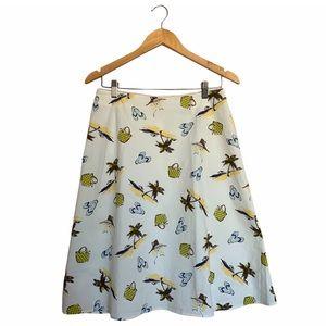 Valerie Stevens Casual Petite Skirt